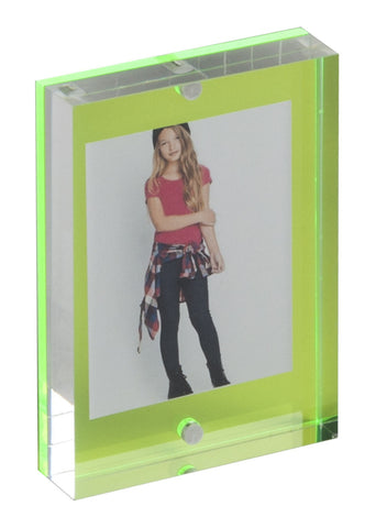 Neon Magnetic Picture Frame
