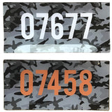 Skinny Camo Personalized