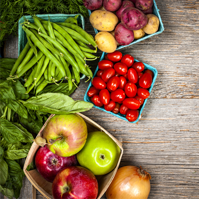 The Difference Between Fresh Food and Frozen Food