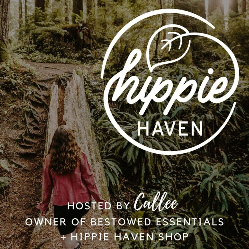 CEO Brenden Fitzgerald featured on the Hippie Haven podcast