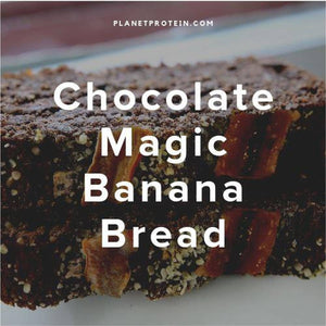 Magic Chocolate Banana Bread
