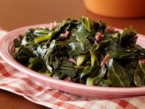 collard greens vegan high protein high fiber