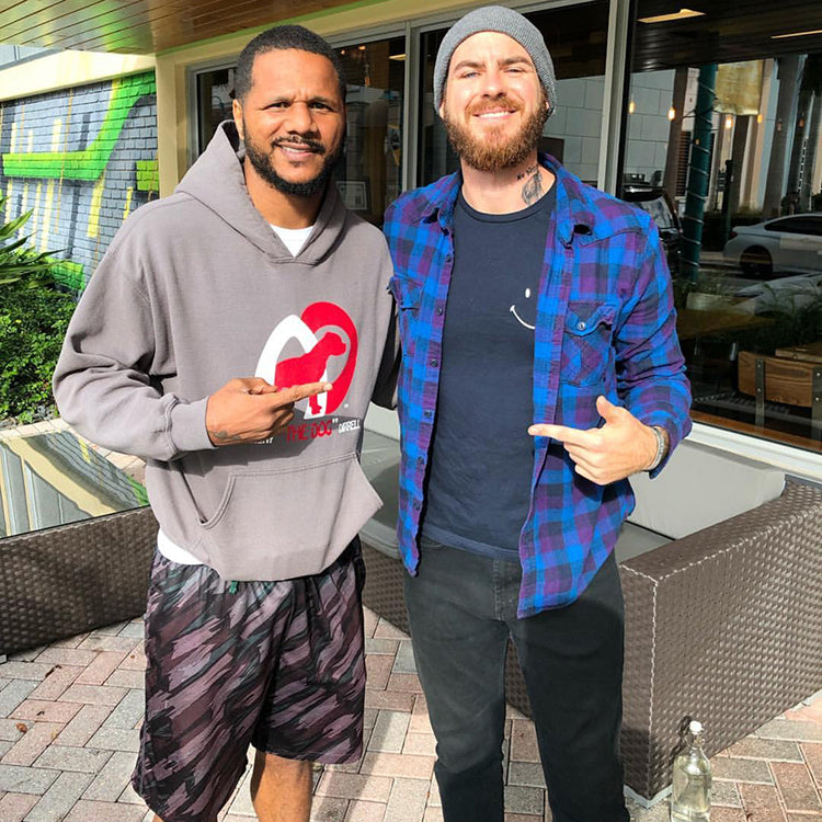 Brenden Fitzgerald and Anthony Dirrell