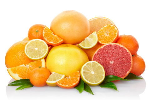 citrus to protect from sun