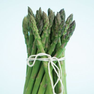 asparagus vegetables with protein