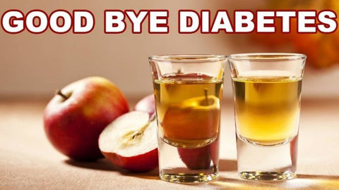 reduce diabetes type 2 with acv