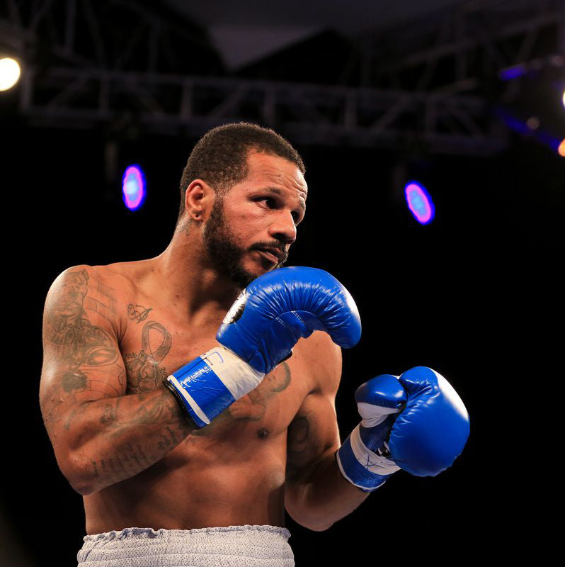 Anthony Dirrell in the ring