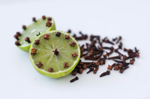 lime and clove mosquito repellent