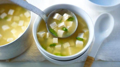 miso fermented food
