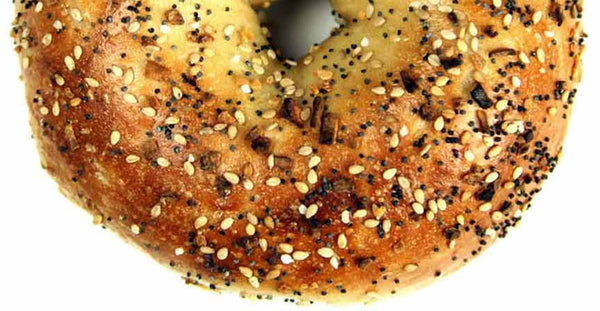 NEW! The Egg Everything Bagel is Here