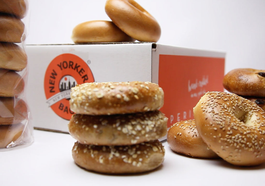 Looking for Gifts that keep Giving? Try New York Bagel Subscriptions!