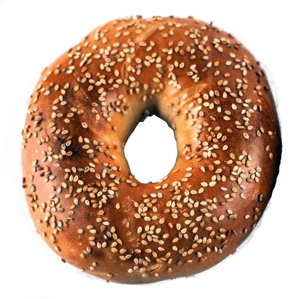 Whole Wheat Sesame Bagel