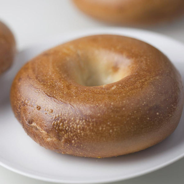 new york plain bagel