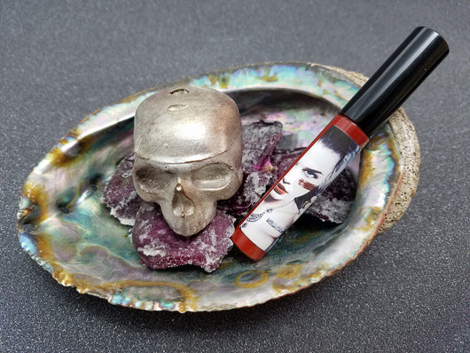 Enemy Chocolate Skull & Enemy Blood Lip Gloss Gift Set