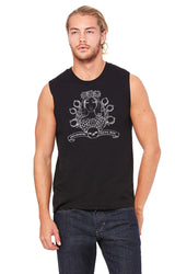 Life's Daughter Death's Bride Unisex Muscle Tank