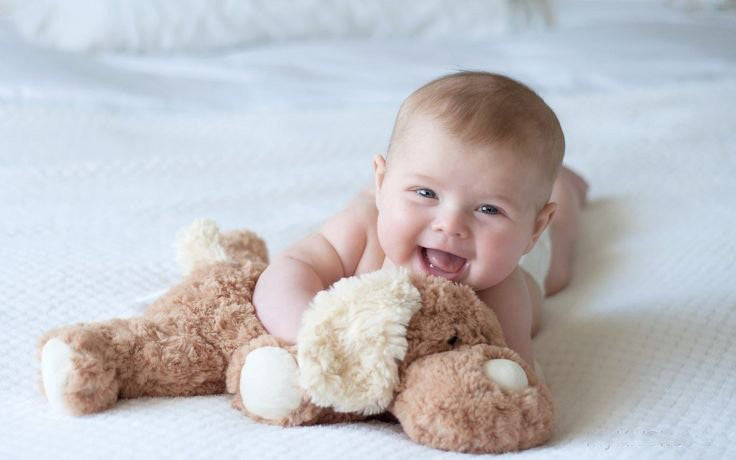 Top 5 Advantages of Buying Stuffed Toys for Toddlers