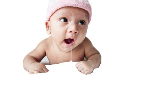 Image result for baby drooling excessively
