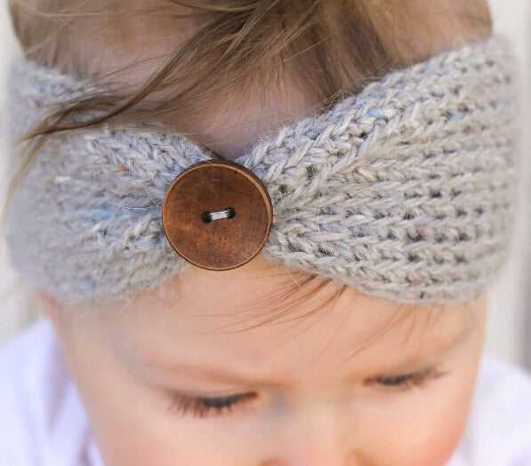 Warm Headbands For Baby
