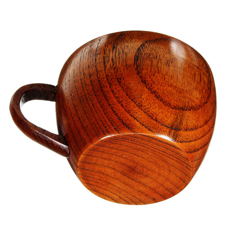 Handmade Wooden Tea Cup