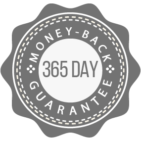 Image of 365 Days Money Back