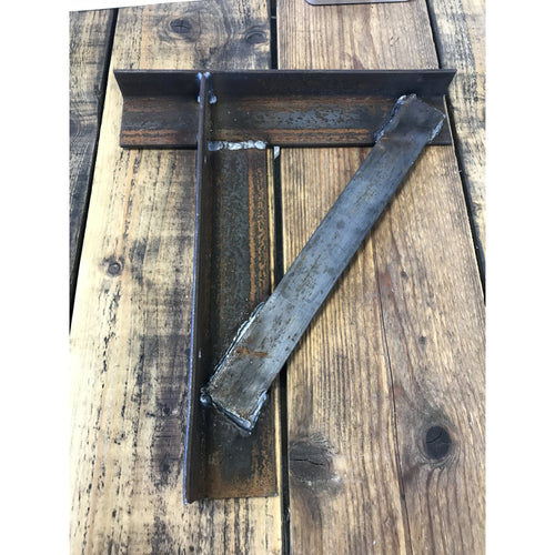 Steel Gallows Bracket/Standard Size-tgoodsteelbeams-tgoodsteelbeams