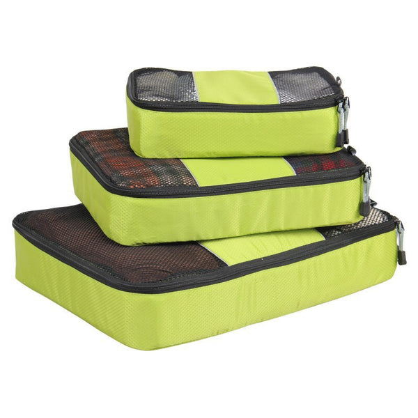Storage Bins / Personal Organizer Cases for Home or Travel (3 pcs/set)(Multiple Colors Available)