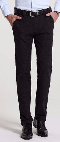Men's Detail Slim Stretch Chino Pants (Multiple Colors Available)