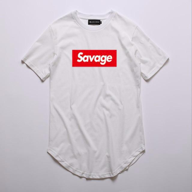 Men's Savage T-Shirt (Multiple Colors Available)