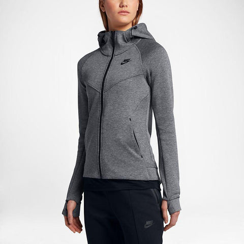 Nike Women's Tech Fleece Windrunner Full-Zip Hoodie