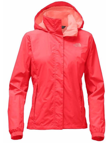 Women's The North Face Resolve 2 Waterproof Packable Rain Jacket (Multiple Colors Available)