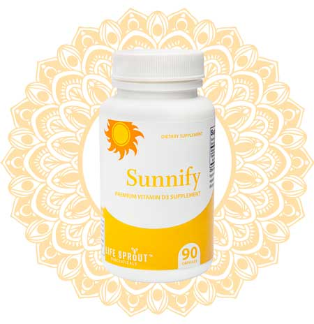 Sunnify - Premium Vitamin D3 Supplement