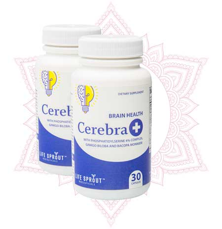 Cerebra + Brain Health Formula