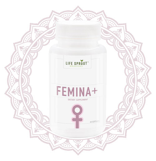 Femina + for Perimenopause and Menopause