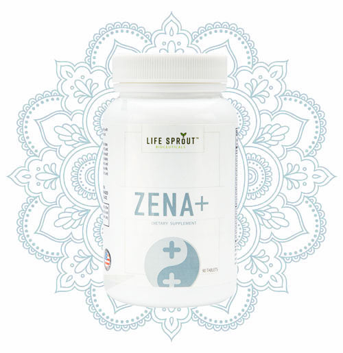 Zena + Natural Stress and Anxiety Calmer