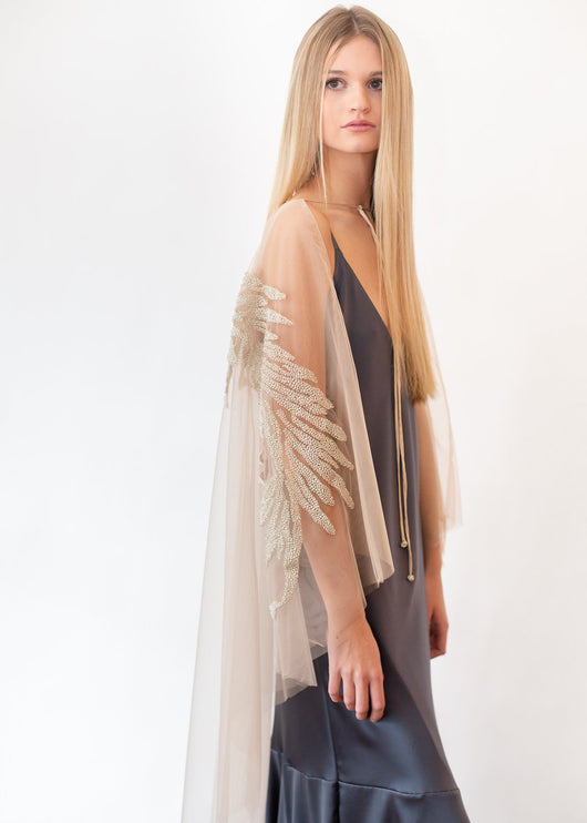 Tulle Cape - Shop Elizabeth