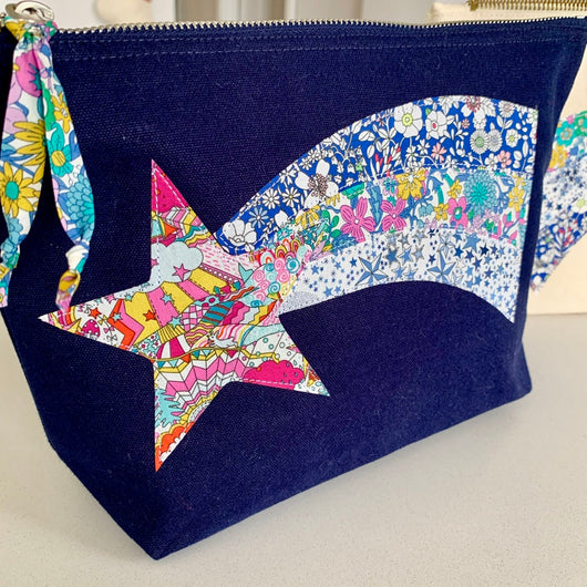 Shooting star pouch
