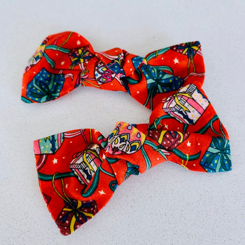 SALE: Hair bow clips