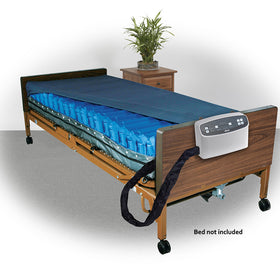 "Med-Aire Plus 8"" Alternating Pressure / Low Air Loss Mattress"