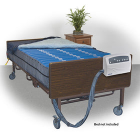 "Med-Aire Plus 10"" Alternating Pressure / Low Air Loss Bariatric Mattress"