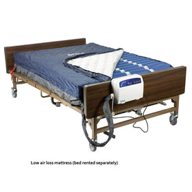 Low Air Loss Mattress Rental - Extra Wide