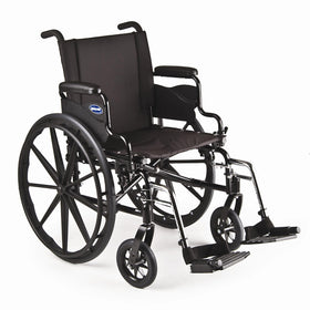Standard Manual Wheelchair Rental - 18in Wide