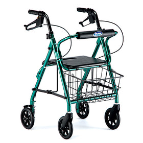 Aluminum 4-Wheel Rollator Rental - Junior Size
