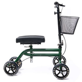 KneeRover Classic Steerable Knee Walker (Green)