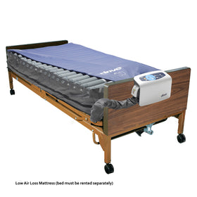 Low Air Loss Mattress Rental - Standard Width