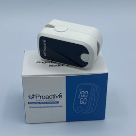 Protekt Fingertip Pulse Oximeter - Active Lifestyle Store