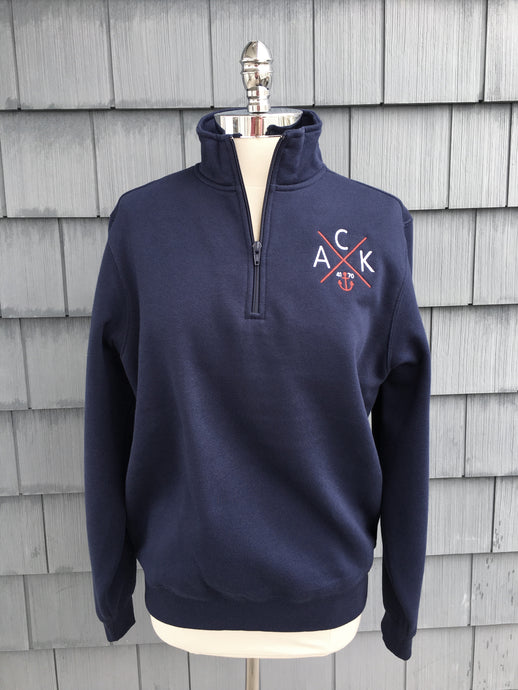 ACK 4170™ Embroidered 1/4 Zip Shirt