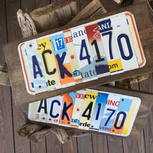 ACK 4170™ Original License Plate Artwork
