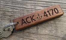 ACK 4170™ Walnut Key Chain