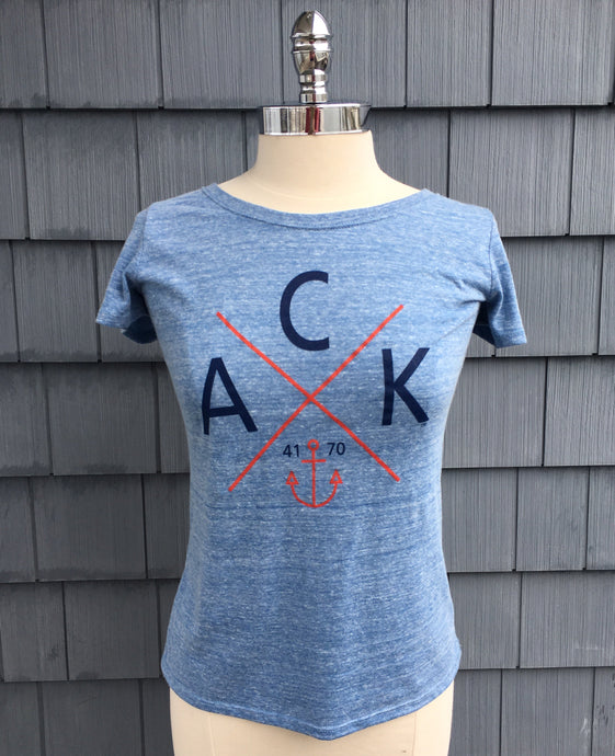 ACK 4170™ Ladies Scoop Shirt