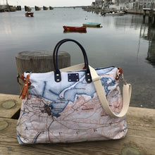 Nantucket Map Weekender